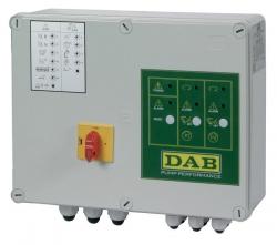 Шкаф упавления и защиты E-BOX PLUS D 230-400V/50-60