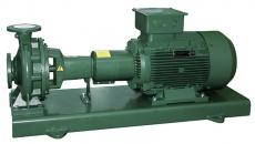 Насос KDN 50-200     22 - IE2. Рабочее колесо - чугун