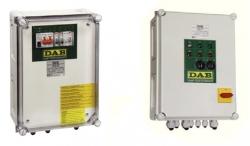 Шкаф управления и защиты для 1 насоса DAB ED1,5T